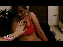 Hairy Pussy Of Hot Indian Babe Lily Masturbatiom