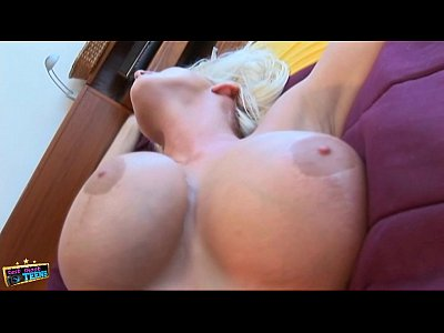 Blonde Fucks Hard video: Blonde slut gets fucked hard