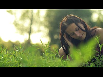 Czech Outdoor Brunette video: PAVLA - BEAUTIFUL GIRL