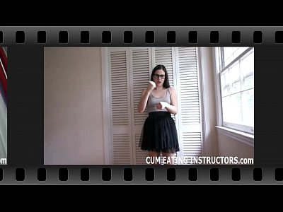 Cumeatingfetish Cumeatinginstructions Domination video: Eat your cum from the palm of my hand CEI
