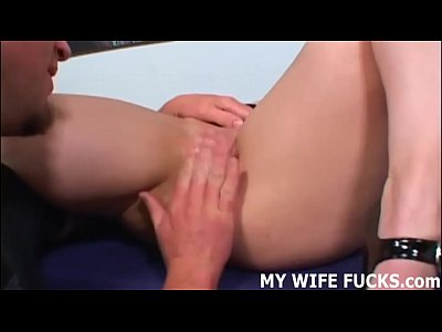 Your wife likes getting hard fucked by strangers