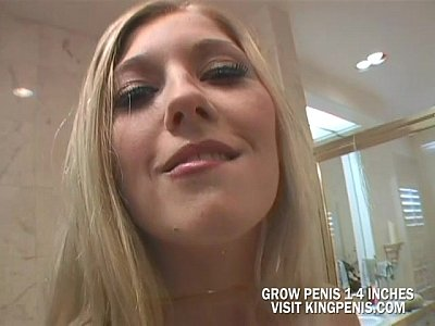 Beautiful Blonde With Perfect Boobs Fuck