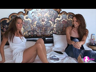 Brunette Cunnilingus Dildo video: Lesbians testing out new Sex toys - Viv Thomas HD