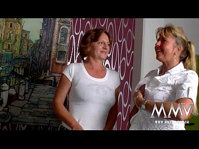 Amateur Fetish Teen vid: MMV FILMS The Mature Petra is the counsellour
