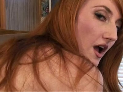 Milf Redhead Soapy video: Kitchen Tease