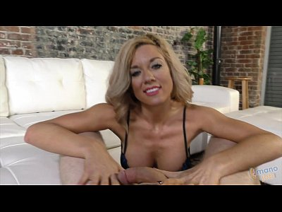 Blonde Cougar Faketits video: Parker Swayze is My Step-Mom!