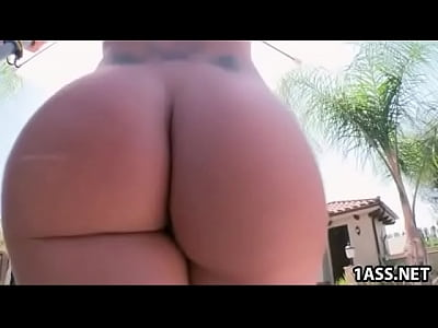 Big titted christy mack washes her car