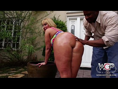 Ass Bbc Blonde video: Phat Ass Interracial Anal Mature Melanie Monroe