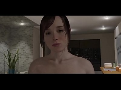 Beyond- Two SoulsTM - Jodie's Pre-Date Shower