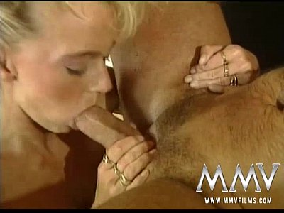 Amateur Hardcore Blonde vid: MMV Films Raunchy German mature fucked hard