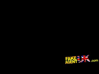 FakeAgentUK Spectacular oral skills from amateur casting couch girls