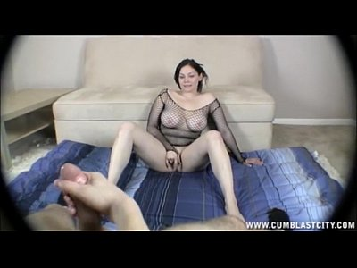 Brunette,Handjob,Cumshot,Jacking,Jerking,Stroking,Cumblast