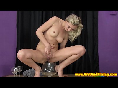 Golden shower loving goddess plays WS