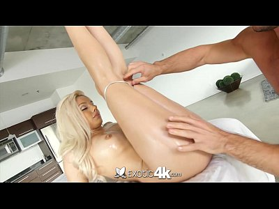 Blowjob Cumshot Hardcore video: Exotic4K - Exotic girl Valentina Paradis nuru oiled massage and fuck