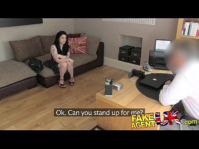FakeAgentUK Wanted Best of British pussy