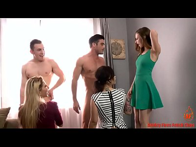 Two Milf Fuck Their Sons Together