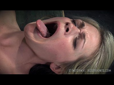 Vibrator Flogging Caning video: Sweet Blonde Begs For Pain In Bondage