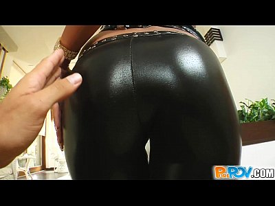 Hardcore Pov Sex video: Pure Pov Leather loving chick gets pounded hard