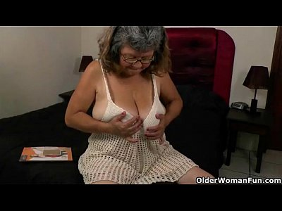 Girls video: Grandma s well kept secret