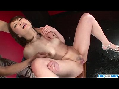 Ass Fingering Hardcore video: Tomoka Sakurai shaved pussy oral stimulation