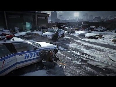 [Tom Clancy's] The Division E3 gameplay reveal (North America)