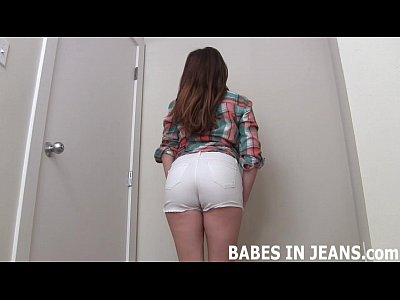 Pornstar Domination Babe video: Let me put on a little show for you in my skinny jeans JOI