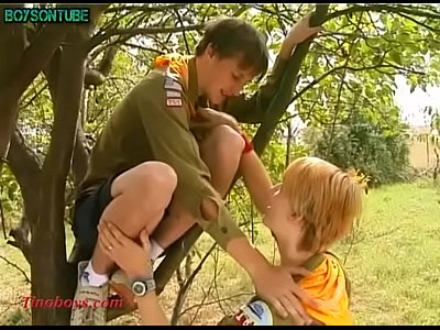 boys just 18 years outdoor