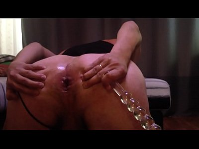 Anal Transvestite video: My first transvestite video