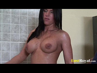 Wet and horny Kendra Secrets pleasing a cock