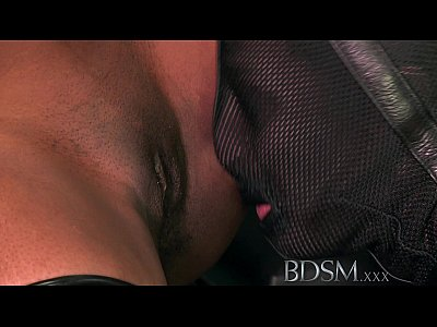 Hardcore Bdsm movie: BDSM XXX Hooded slaves are put to the test by strong dominant Doms