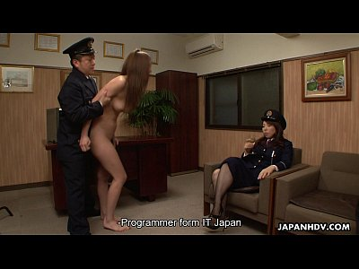 Asian Japanese Fuck video: Asian naked prisoner goes through a Clockwork Orange treatment