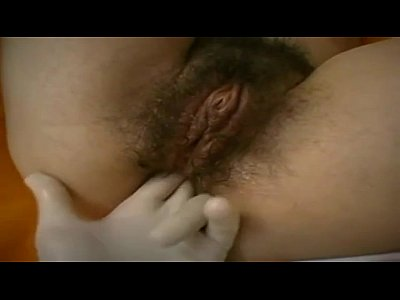 German Doctor fucks Her Hairy Ass