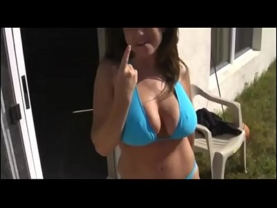 Milf Mom Just Heard Neighboring Guys Got A Big Cock