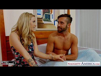 Blowjob Fuck Hardcore video: Slim blondie Karla Kush 69ing and fucking