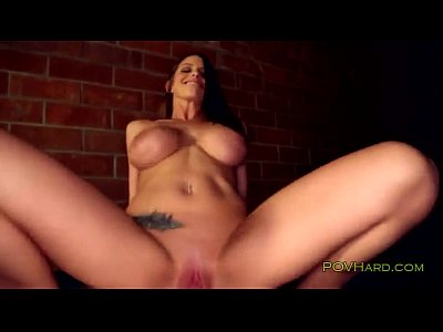 Pov huge tits brunette fucking in reverse position