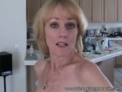 Pov Blowjob Milf video: MILF Wants Some Cum