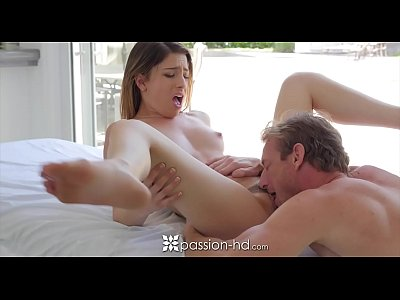 PASSION-HD Skinny dipping Kristen Scott fucked by the pool