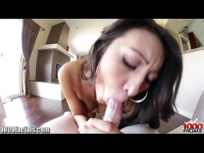 Pov Blowjob Pornstar video: Jayden Lee's face is ready for a facial!