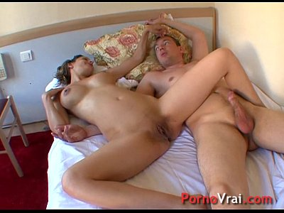 Amateur French Teen video: Slut pregnant six months exhib in a hotel! French amateur