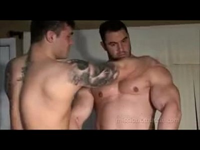 Big Max and Jake Jethro Worship Each Other