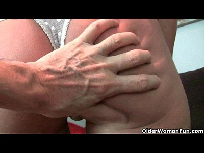 Germany Gilf Grandma video: Hairy grandma Inge from Germany collection