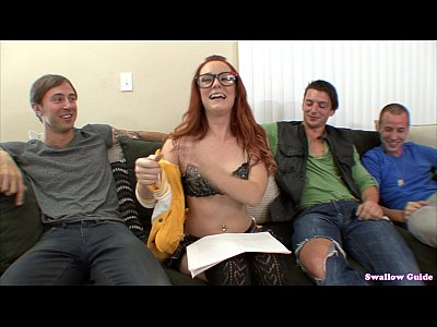 Porno video: Dani Jensen's Ice Cream Gangbang