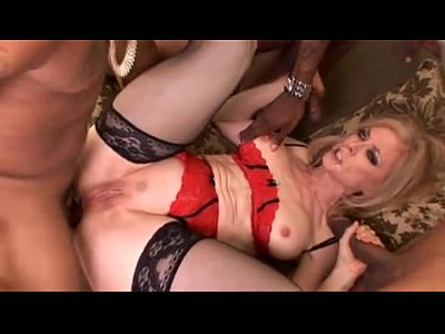 Big black cock makes both mom and daughter happier than ever