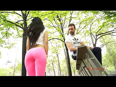 Brunette Cum Doggystyle video: Brunnete fuck with reporter - Susy Gala