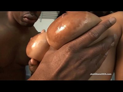 Tits Latin Boobs video: Big Tit Latina is Fucked and Used By Big Black Cock