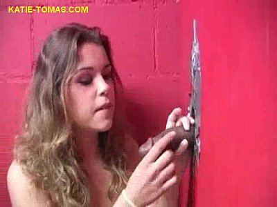 Interracial Couple At Gloryhole