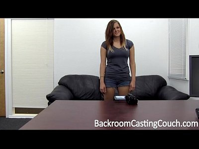 Teen Facial Office video: Teen 18 Just Wants 2 Fuck on Casting Couch