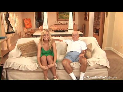 Ass Blondes Blowjobs video: Blonde Housewife First Time Swinging
