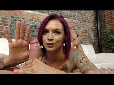 Cum Cumonface Cumfacial video: Anna Bell Peaks gets a huge load