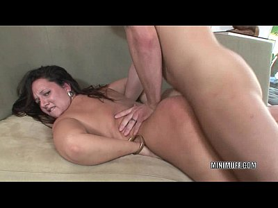 Curvy cutie Cami Smalls gets her tight twat pounded